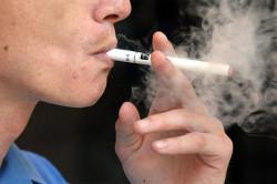Курение - причина налета на зубах