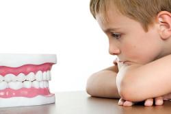 Парадонтит молочных зубов