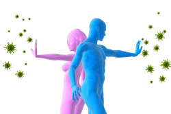 Ослабленный иммунитет - причина воспаления