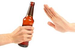 Отказ от алкоголя при фарингите