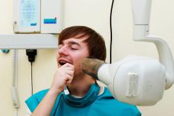 Рентген зубов для выявления кариеса