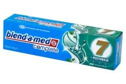 Бленд-а-мед Комплит - лечебная паста комплексного действия