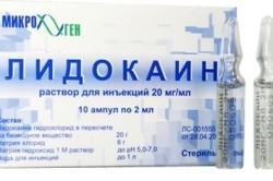 Лидокаин при лечении зубов во время беременности