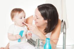 Гигиена зубов с раннего детства