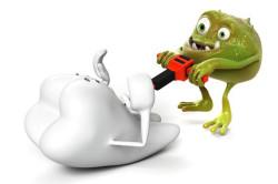 Бактерии - причина бутылочного кариеса