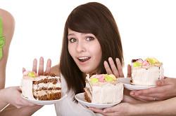 Отказ от сладкого и мучного при стоматите