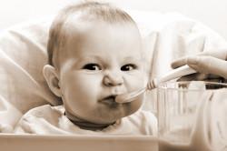 Потеря аппетита при прорезывании зубов
