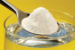 Сода для лечения флюса
