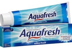 Зубная паста Аквафреш против заболеваний пародонта
