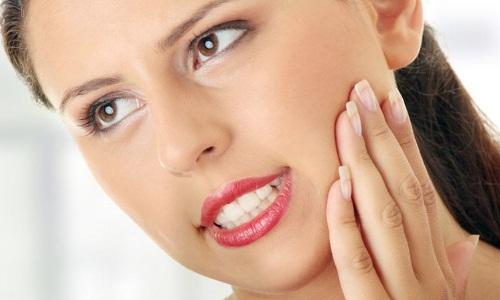 Проблема флюса после удаления зуба