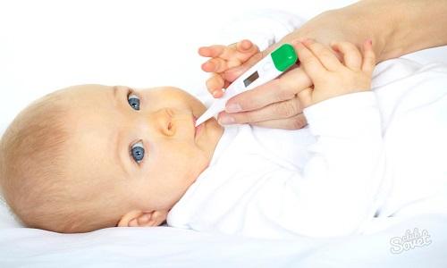 Проблема повышения температуры при прорезывании зубов у детей