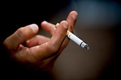 Курение - причина стоматита