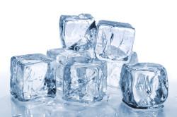Польза льда при зубной боли