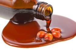 Польза облепихового масла при стоматите