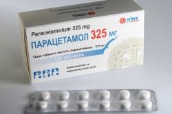 Парацетамол как обезболивающее