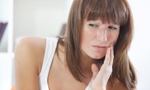 Проблема воспаления ретинированного зуба