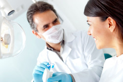 Лечение флюса у стоматолога